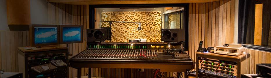 World Class Recording Studios in Cape Town